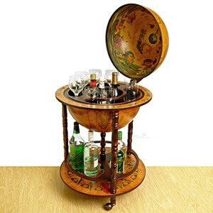 Century Italian Globe Bar