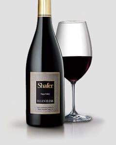 Shafer Vineyards Relentless