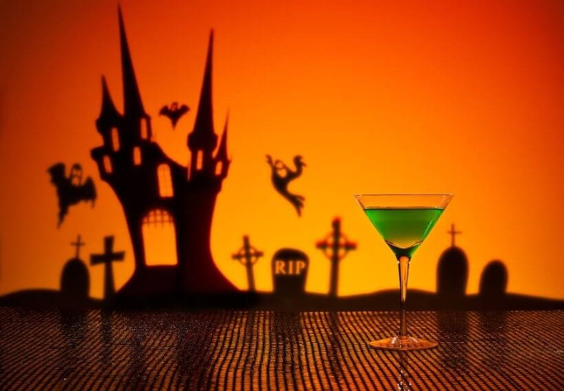 top 10 frighteningly easy halloween cocktails