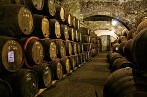 Port Wine Cellars at Home Wet Bar