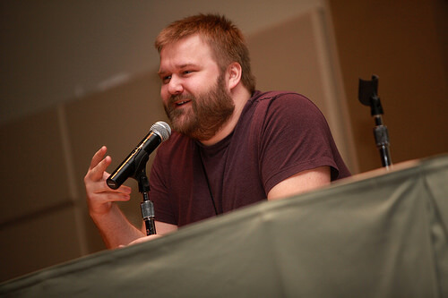 Robert Kirkman: The man behind The Walking Dead