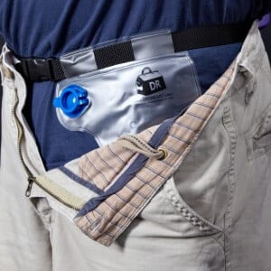 Sneaky Shorts Hidden Flask