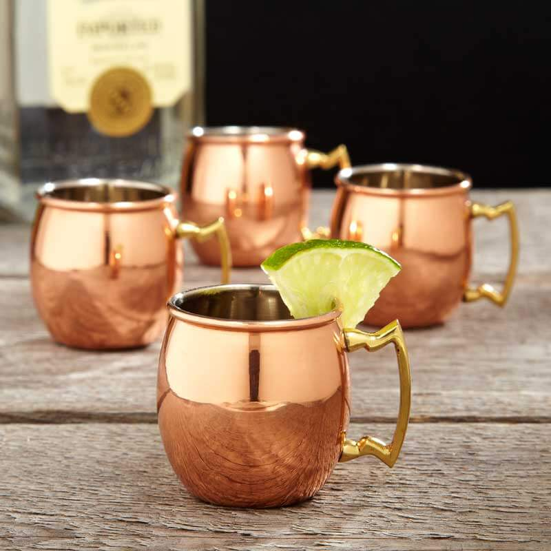 Moscow Mule Mugs – Are Copper Mugs Really Better?