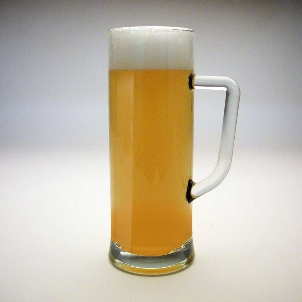 The Golden Bite Beer Cocktail