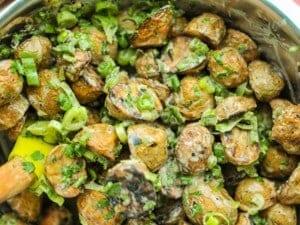 Grilled Jalapeno Potato Salad