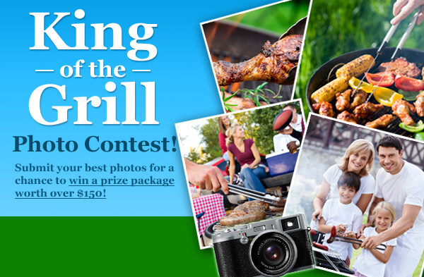 King of the Grill Photo Contest