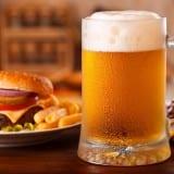 9 Celebrity Burger and Beer Pairings