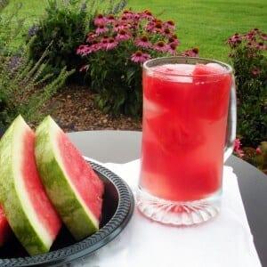 Salt & Pepper Watermelon Punch