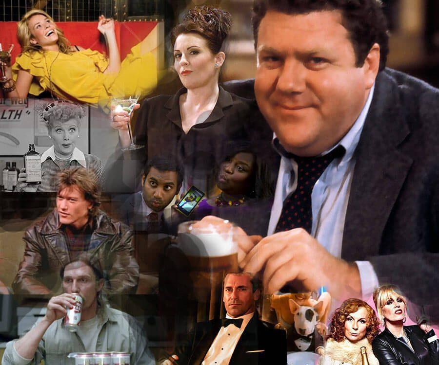 TVs Best Loved Drunks
