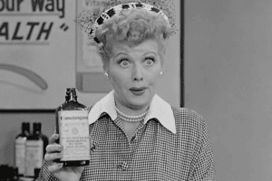 I Love Lucy - Funny TV Characters