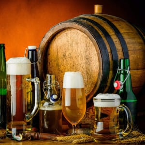 History of Beer and Wine