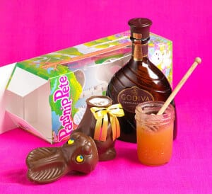 Honey Bunny Cocktail