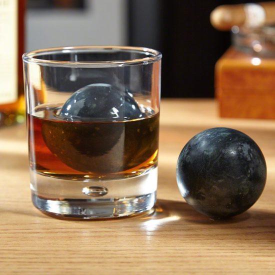 Round Whiskey Stone Balls