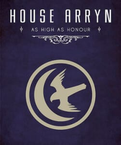Game of Thrones House Arryn
