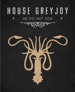 GoT House Greyjoy