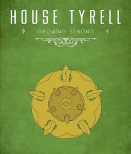Game of Thrones House Tyrell