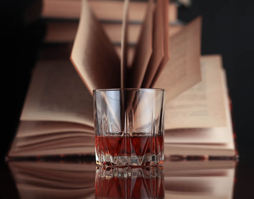 Best New Books for Drinking