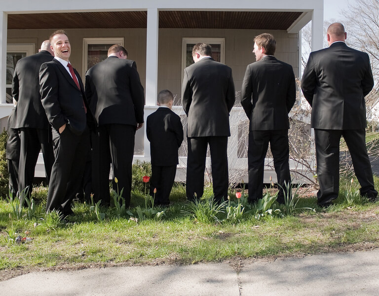 World's 10 Worst Groomsmen & the Wedding Disasters They Created