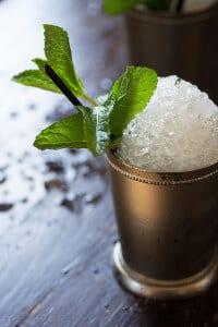 Mint Julep Cocktail Kentucky Derby