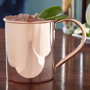 Grecian Mule Cocktail
