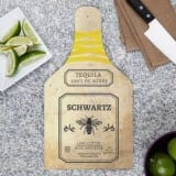 Tequila Master Cutting Board