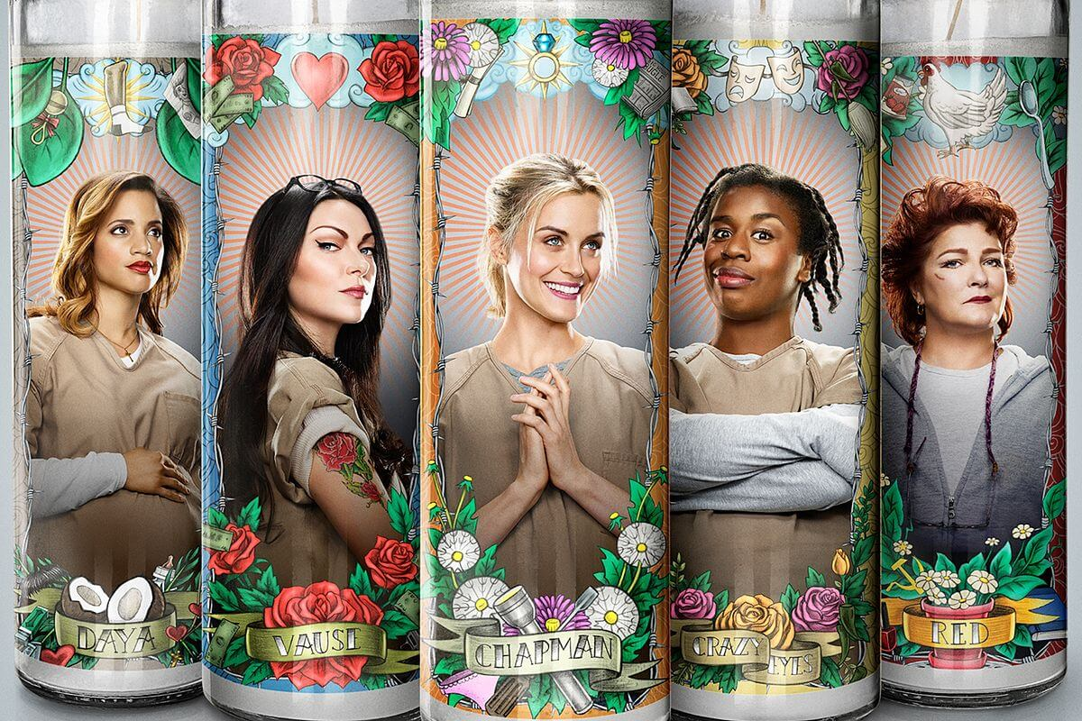 Orange is the New Drunk – The OITNB Drinking Game