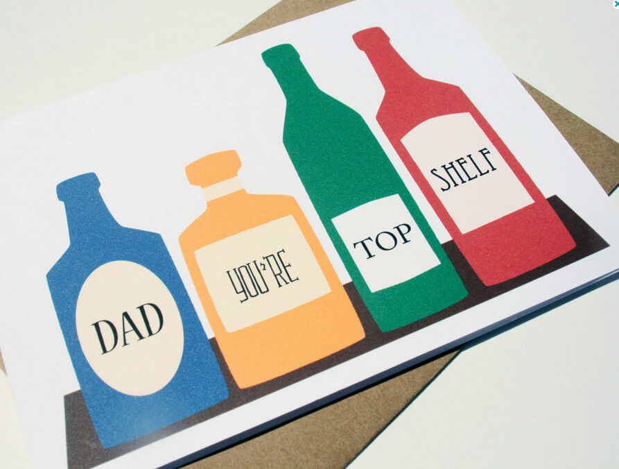 9 Funny Father's Day Cards for Dads Who Love Booze