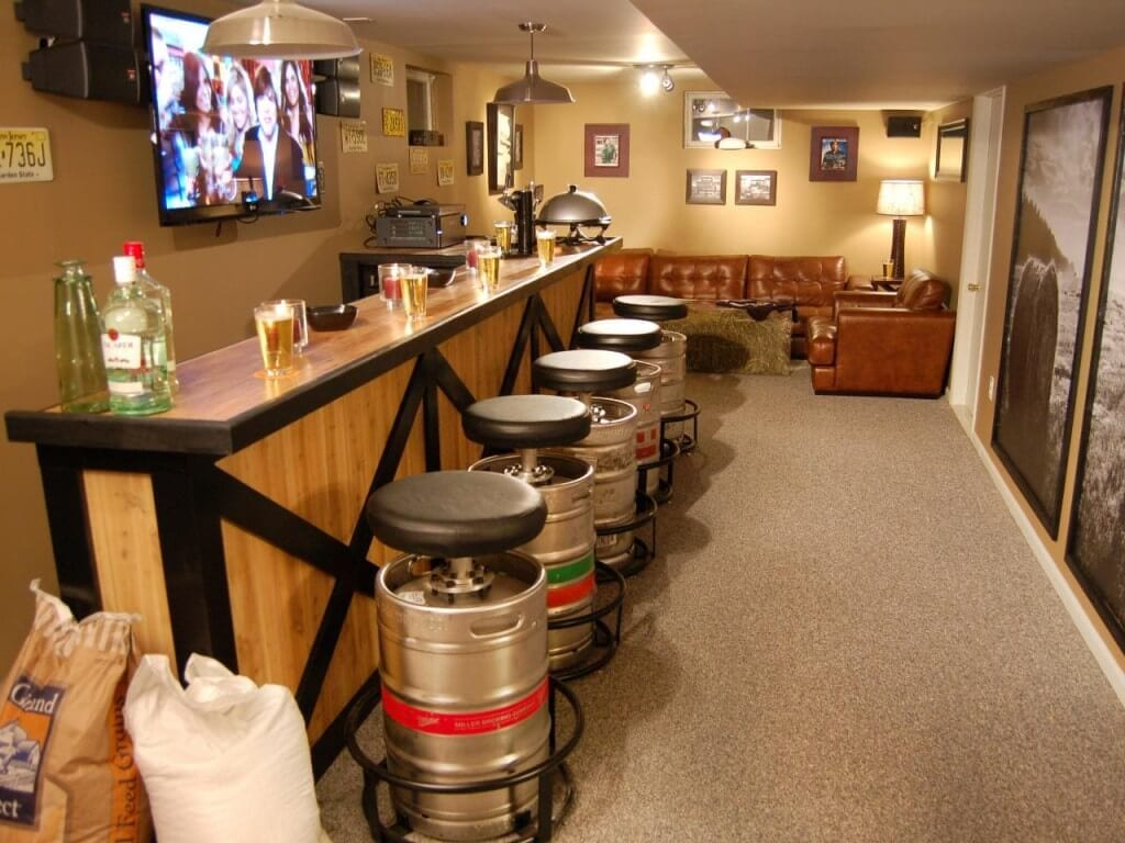 71 Home Bar Ideas to Make Your Space Awesome - Page 2