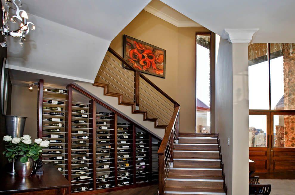 39-wine-display-under-stairs