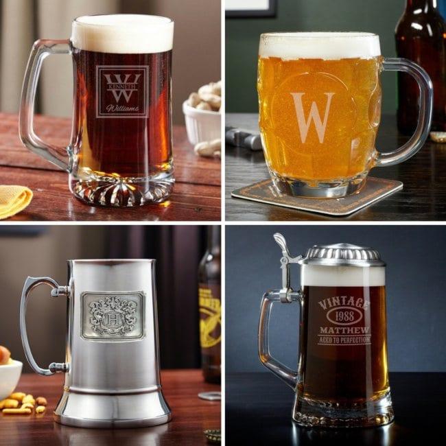 Beer Mug Ideas for Home Bars