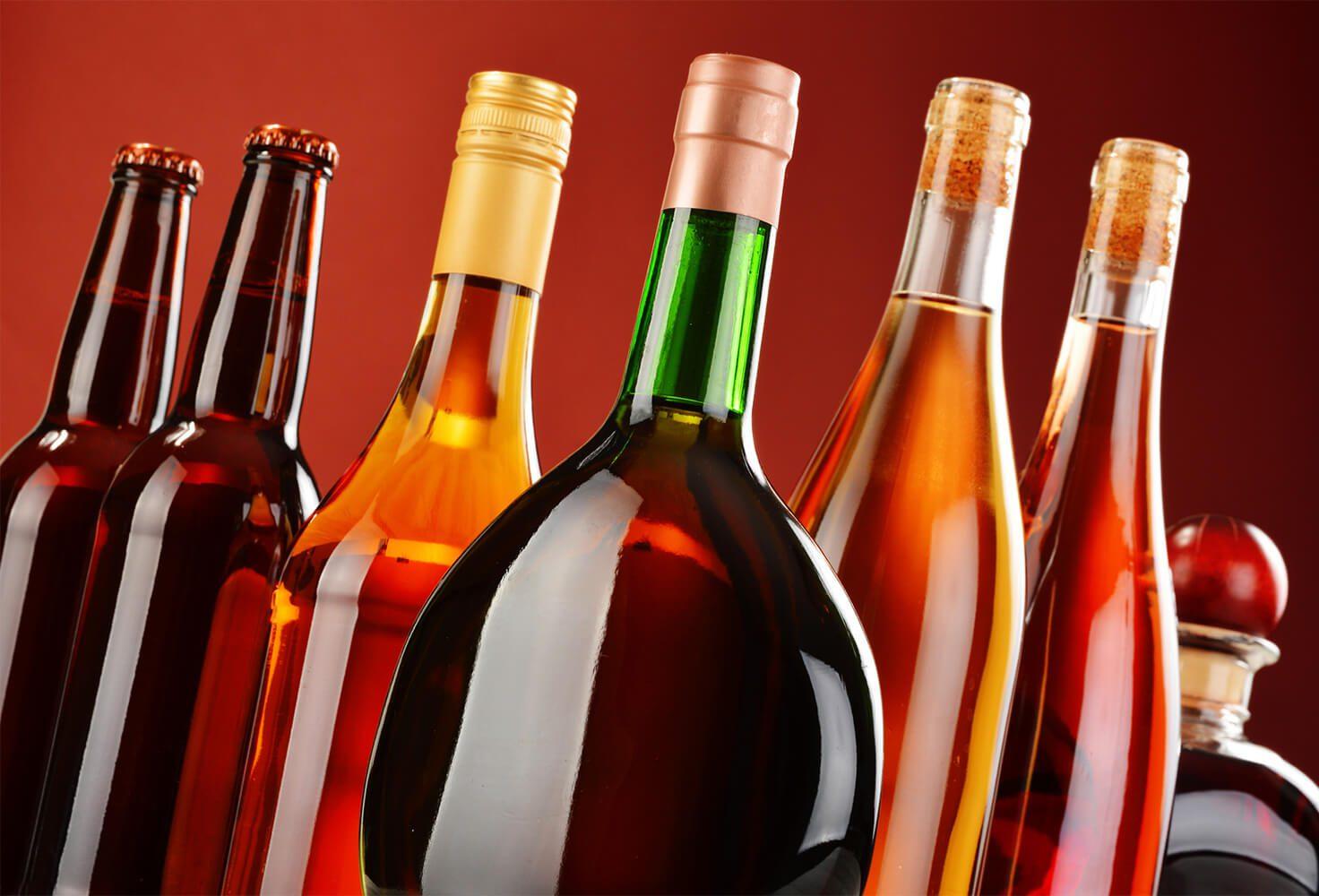 Женские алкогольные напитки