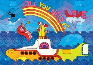 Yellow Submarine is a party movie that will take you back.