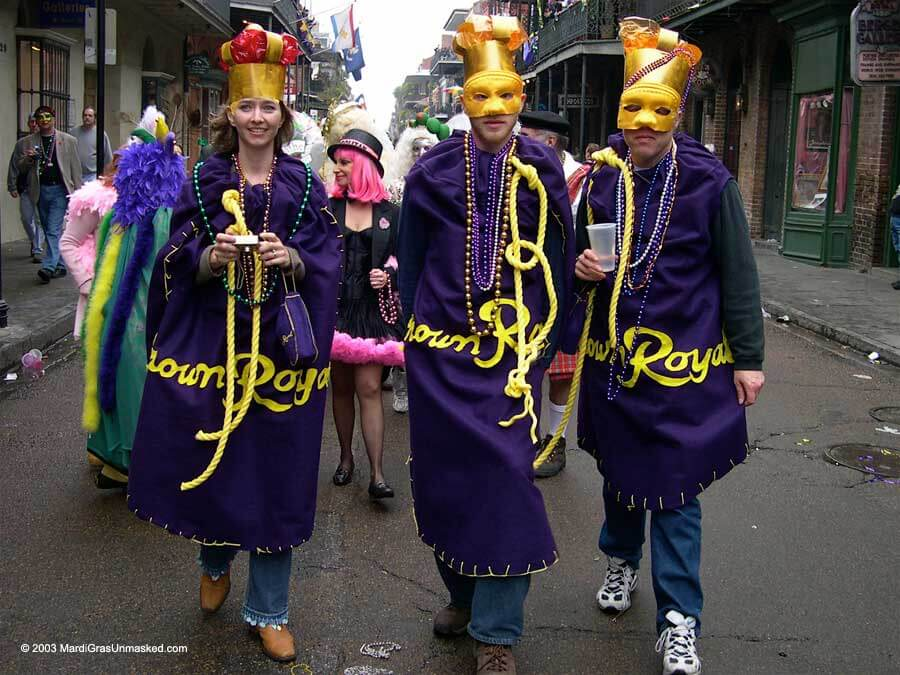 crown royal alcohol costumes