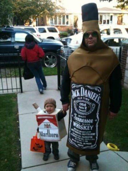 Jack Daniel's Costume