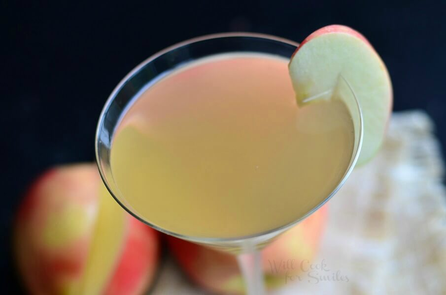 Simple Apple Cider Mixed Drinks