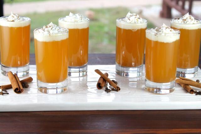 Apple Cider Cocktail Recipes