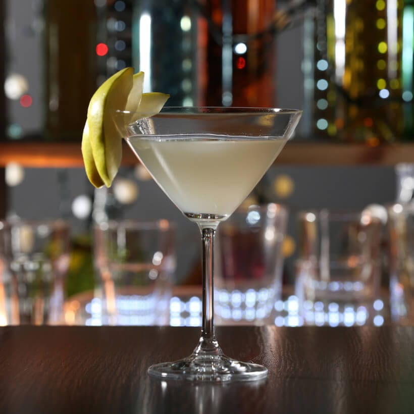 Pear Martini Recipe