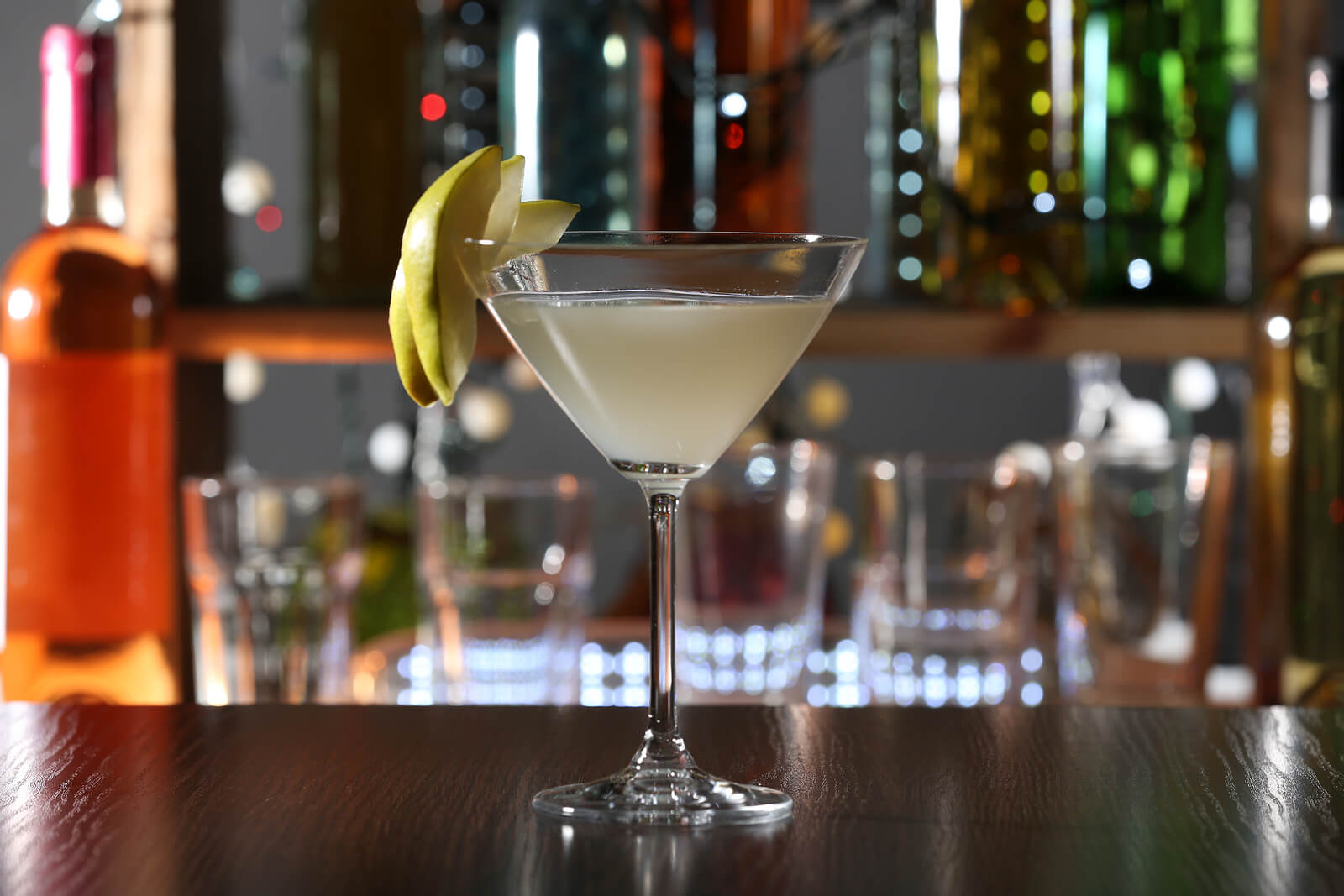 The Best Pear Martini Recipe