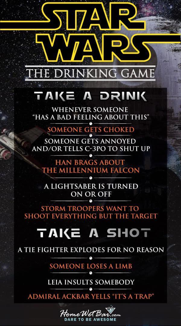 Star Wars Trinkspiel