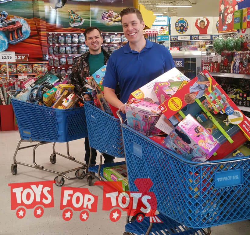 Toys For Tots Drive : Toys for tots donation drive