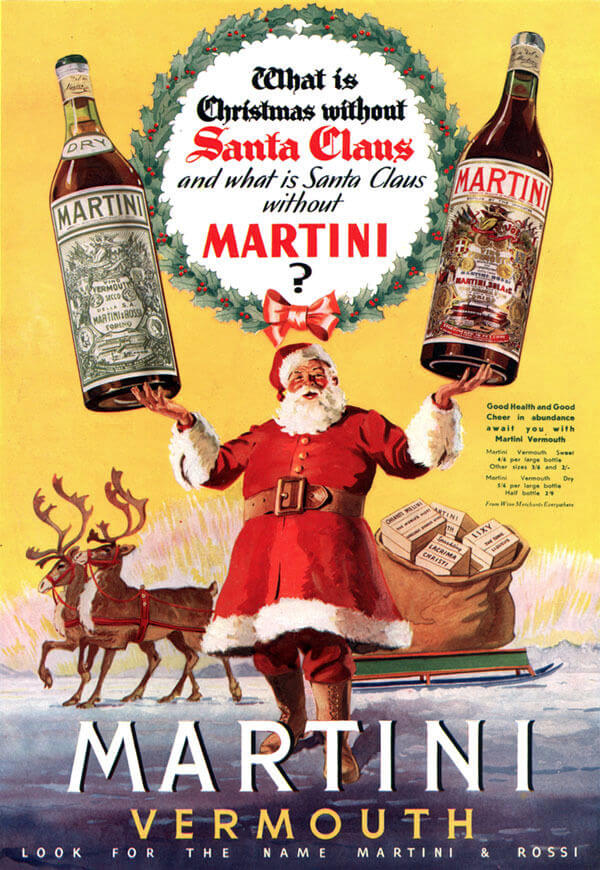 16 Funny Christmas Pictures of Santa Claus Boozin\' It Up