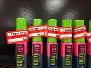 Funny Gift with Clearance Sticker