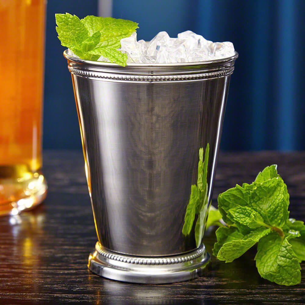 Mint Julep Cup for Bourbon Cocktails