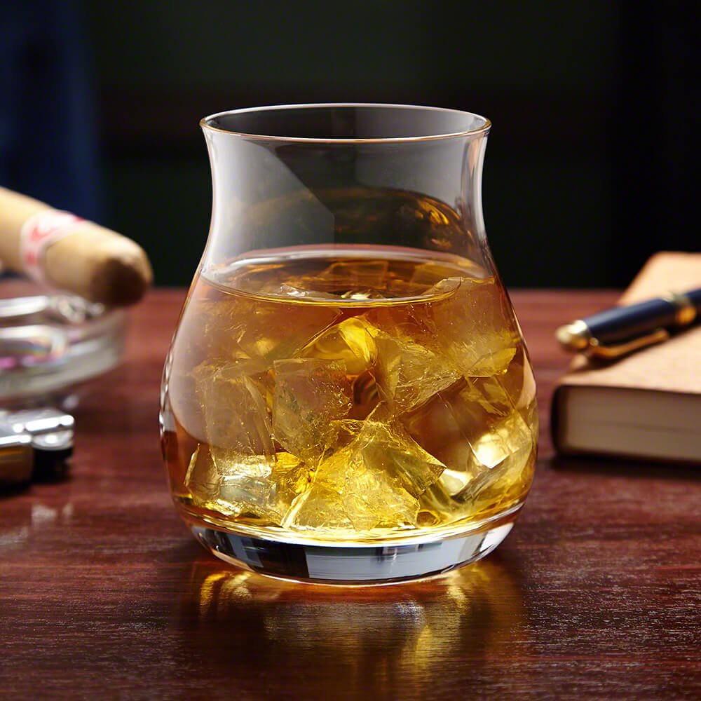 Glencairn Wide-Bowl Canadian Glass