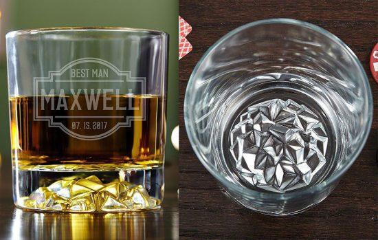 Glacier Bourbon Glass