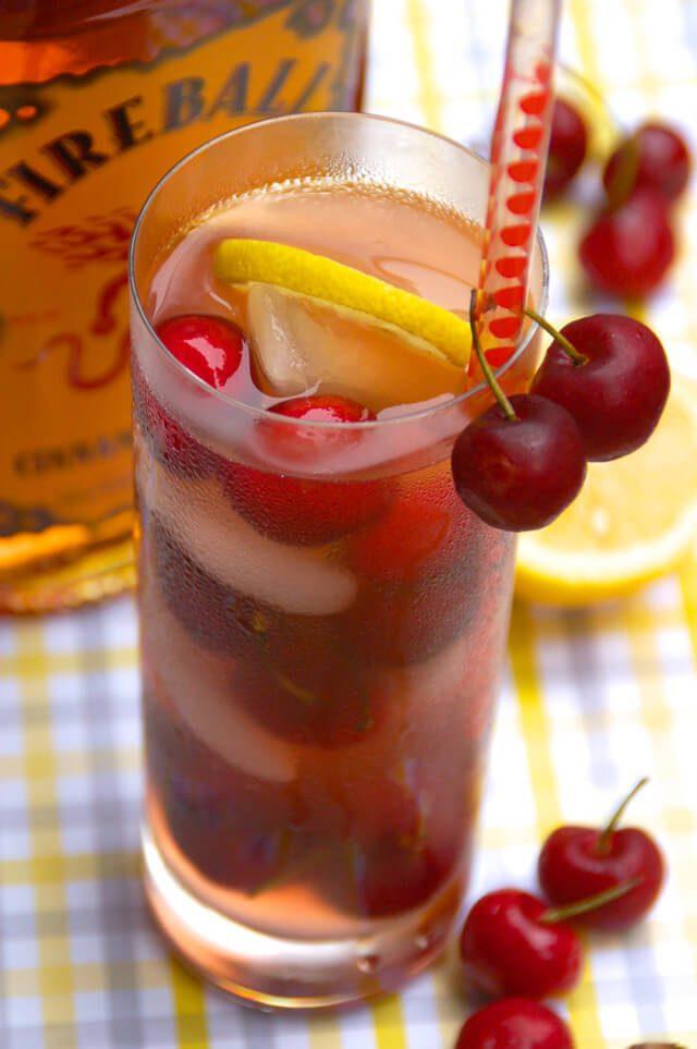 Fireball-Cherry