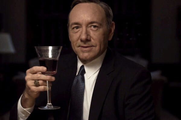 Drunk Road to Power - <i>The House of Cards Drinking Game</i>
