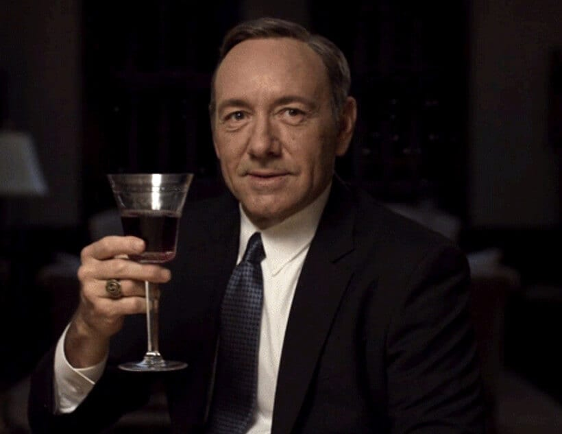 House Of Cards Drinking