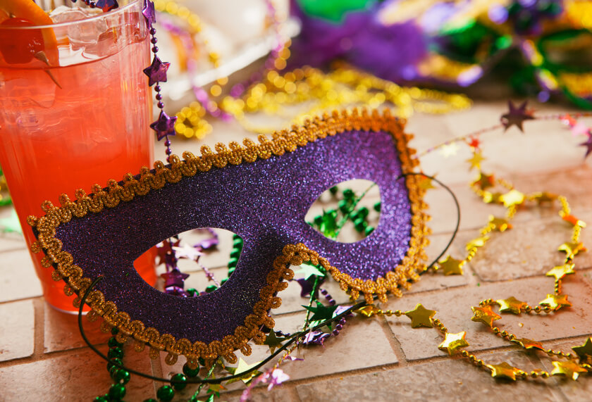 Mardi Gras Party Ideas that Will Get You All the Beads
