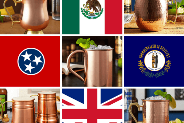 The Mexican Mule & 6 Other Incredible Mule Drink Recipes